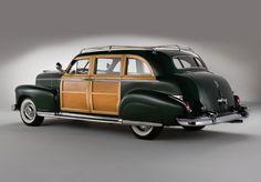 Cadillac Fleetwood Seventy-Five Sedan by Bohman & Schwartz