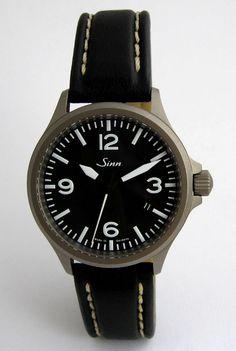 Sinn Flieger 856 - Automatic Pilots Watch