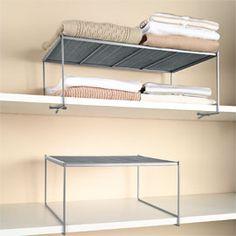 Locking Shelf, Cabinet Shelves, Instant Shelving | Solutions