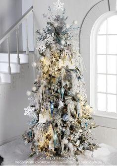 tendencias para decorar tu arbol de navidad navidad pinterest navidad