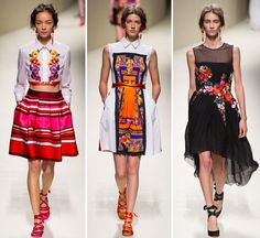 Te presentamos las propuestas de algunos diseñadores, no sólo mexicanos sino que en el mundo han retomado los trajes típicos de México y lograron darlos a conocer en todos los continentes con gran éxito.