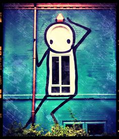 Street Art by Stik, Upfest 2012 | Flickr - Photo Sharing!