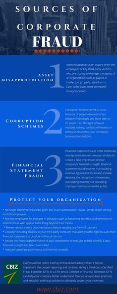 The 3 Main Sources of Fraud and How to Prevent Them