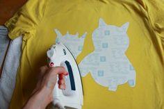 Transfer Kids Drawing to A Tshirt 10