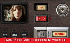 Smartphone ways to document your trip (or life!)