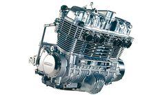 CB750Fourに搭載されるOHCエンジン