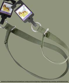 Stryphalsband av nylon. Starkt bra stryphalsband i nylon, som ?r lika effektivt som andra material.