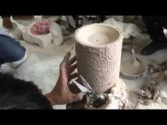 Beautiful, Unique & Rare -- How the Scentsy Lace Warmer is Made www.lynnebiniker.scentsy.us
