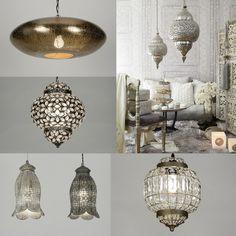 Stoere witte industriële hanglampen | mooie lampen voor in de ...