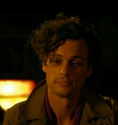 Mr. Matthew Gray Gubler A.K.A Mr. Perfect in Suburban Gothic