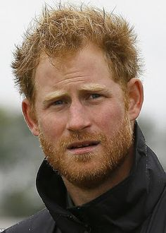 Prince Harry sets twitter ablaze with his rugged facial hair on his 31st birthday