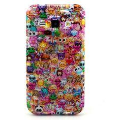 mooie+gezicht+patroon+glitter+TPU+mobiele+telefoon+zachte+shell+voor+Galaxy+j1+/+J5+/+J7+/+G530+/+G360+–+EUR+€+3.91