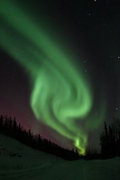 755549aa87b The Aurora Borealis in Fairbanks