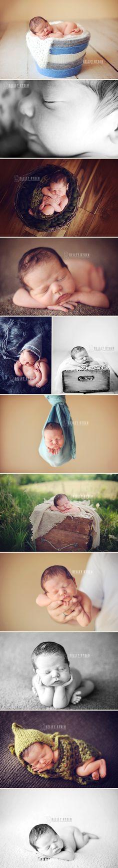 Kelley Ryden Photography - newborn boy