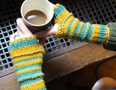 Show the World Your Stitches on Worldwide Knit in Public Day