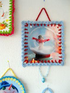 ... Corrie schrijft op ...: Gerecyclede kerstkaarten