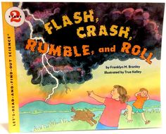 Flash Crash Rumble And Roll Franklyn Branley Let's Read Find Out Science Level 2