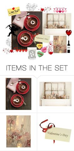 """""""My Valentine"""" by tammydevoll ❤ liked on Polyvore featuring art"""