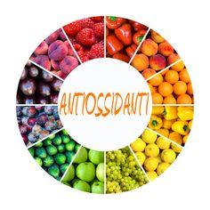 il potere degli antiossidanti!!