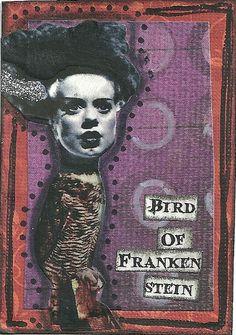 atc - bird of frankenstein 2012 by autumnsensation, via Flickr