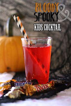 Halloween Treats & Spooky Punch #SpookyCelebration #shop
