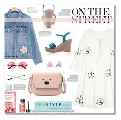 """""""Show us your YesStyle"""" by limass ❤ liked on Polyvore featuring Innisfree"""