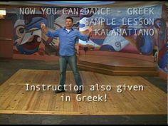 Greek Dancing - Kalamatiano