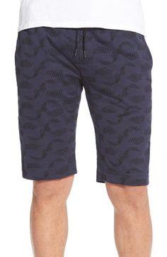THEORY 'Moris' Terry Shorts. #theory #cloth #
