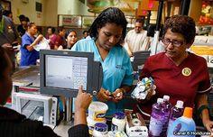 En Venezuela hay dudas sobre el sistema biométrico de compras