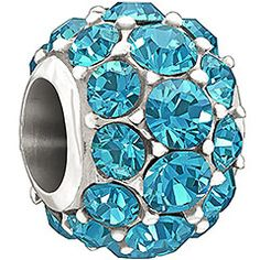 Splendor - Bright Blue Swarovski Radiate light and beauty with the shimmering design of the Splendor bead. Adorned with an array of bright blue Swarovski crystals, this bead will illuminate your jewelry design. Steel Jewelry, Fine Jewelry, Jewellery, Magic Charms, Pandora Beads, Meaningful Jewelry, Jewelry Stores, Turquoise Bracelet, Swarovski Crystals