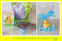 Chocolate Duckie Bag. Pinned for Kidfolio, the parenting mobile app that makes sharing a snap
