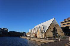 Fish Market Hall Gothenburg