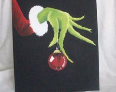 the grinch crafts - Buscar con Google