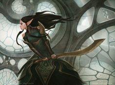 Naya Hushblade by Jason Chan [1000x743] - Imgur