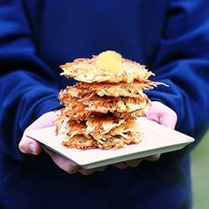 YUM! Classic latkes will be the star of your Hanukkah feast this year.