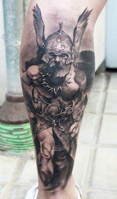 Tattoo Artist - Miguel Bohigues | Tattoo No. 6626