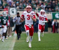 Taylor Martinez has been named the 2012 first team All-Big Ten quarterback