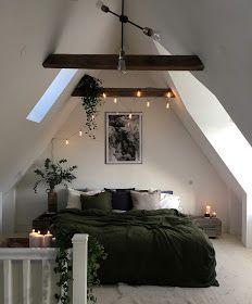 Hannas änglar | bedroom