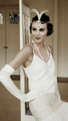 An analysis of good role models in 1920s flappers