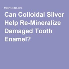 1000 Images About Heal Cavities On Pinterest Cavities
