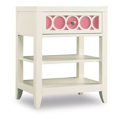 I pinned this Lily Nightstand from the Design Report event at Joss & Main!