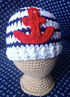 Anchor Baby Hats