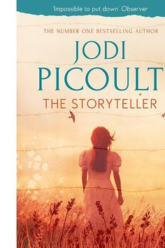 The Storyteller by Jodi Picoult - Could not put this book down-Excellent Read