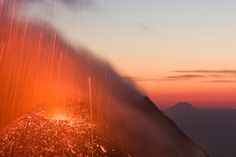 There is SO much that kids can learn about earth science via Volatile Volcanoes! This is Mt. Stromboli...