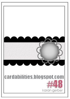 Sketch #48-Design Team Reveal | cardabilities