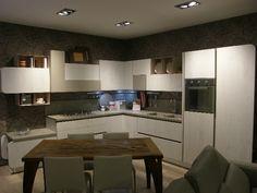 cucina moderna immagina angolare scontata del 50 approfitta subito dellofferta outlet