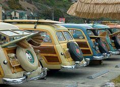 Surf wagons SoCal