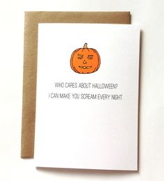 sexy adult creepy halloween card for boyfriend by spellingbeecards 400