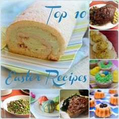 Top 10 Easter Recipes | The Daily Dish