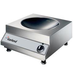 Garland GI-SH/WO 5000 Countertop Induction Wok Range - 5 kW